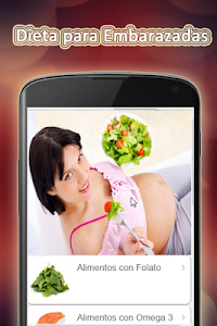 Diet for Pregnant Women screenshot 2