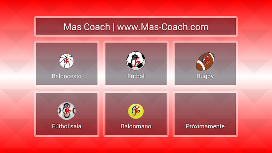 MAS-COACH.COM screenshot