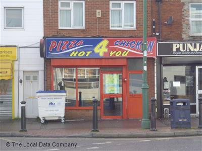 Pizza Hot 4 You On St Marys Road Pizza Takeaway In City