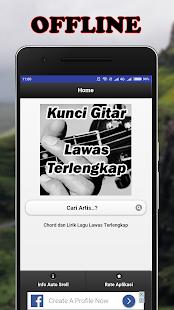 Kunci Gitar Lawas - náhled