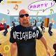 Calming the Neighbor! (game)