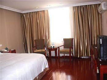 Greentree Inn Wuhan Hankou Jiangtan Hotel