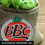 Logo for Bluegrass brewing Co