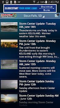 KELOLAND Storm Tracker