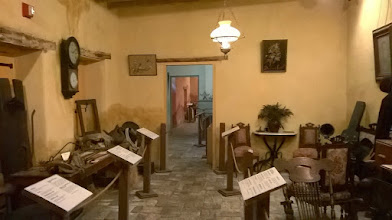 Photo: Interior, Republic of the Rio Grande Museum, Laredo