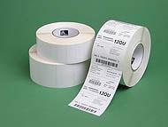Etikett-kit 102 x 102mm + färgband för Desktop skrivare