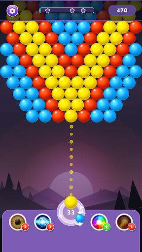 Bubble Shooter Rainbow - Shoot & Pop Puzzle 2.05 screenshots 2