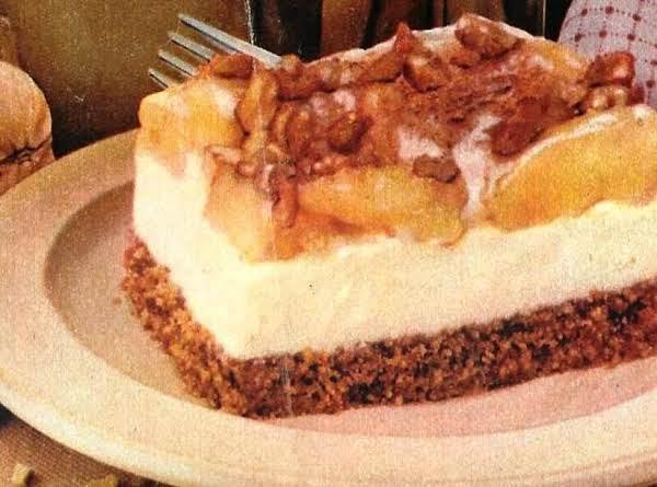 Yummy Dutch Apple Dessert