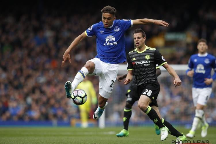 Everton blinde le contrat d'un cadre