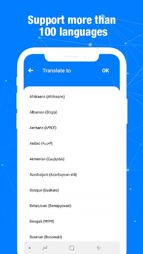 Translate it - Speech and Picture Translate screenshot 2