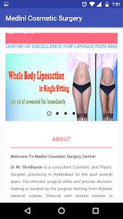 Medini Cosmetic Surgery- screenshot thumbnail