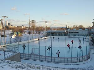Some Of The Best Rinks In Toronto