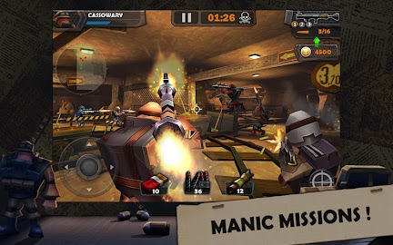 WarCom: Genesis Screenshot 8