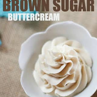 Maple Brown Sugar Buttercream.