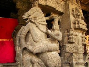 Photo: #016-Kanchipuram, le temple de Varadaraja