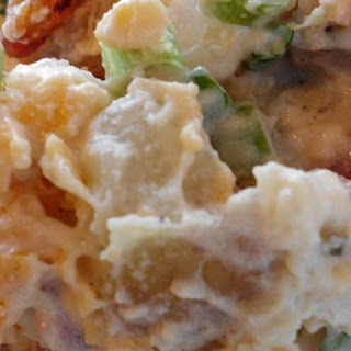 Red Potato Salad With Bacon And Ranch Dressing Recipes