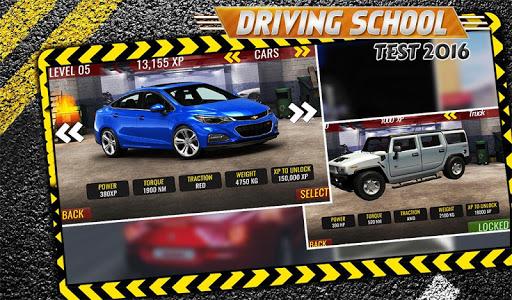 Driving School Test 2018 3D 2.0 screenshots 2