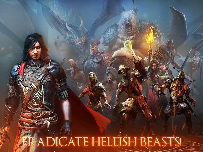 Iron Blade – Medieval Legends Apk