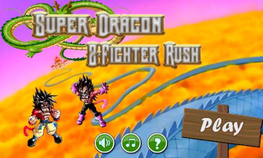 Super Dragon Z-Fighter Rush