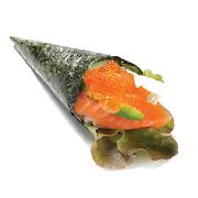 Salmon Avocado & cream Cheese Maki