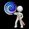 Royal Cobalt Lollipop - CM12 icon