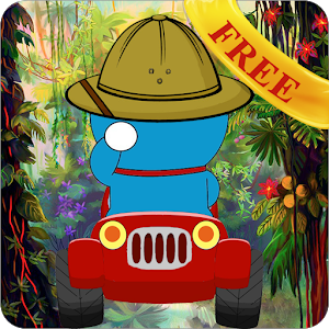 Jungle doraemon adventure for PC and MAC