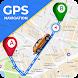 GPSライブマップ - ルートプランナーと交通情報