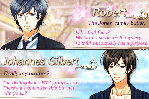 Secret In My Heart: Otome games dating sim 1.4.2 Mod screenshots 5