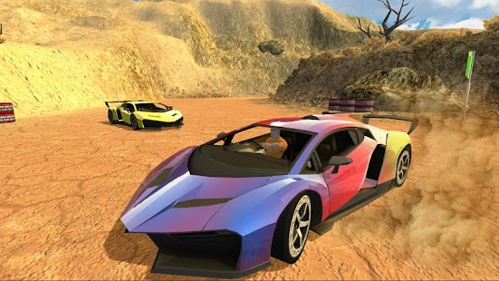 Extreme Car Driving Racing Screenshot