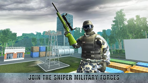 Soldier Arena - Sniper Mission Assassin apk screenshot