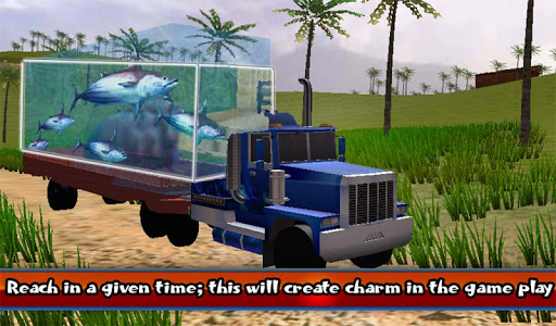 Transport Truck Shark Aquarium screenshot 15