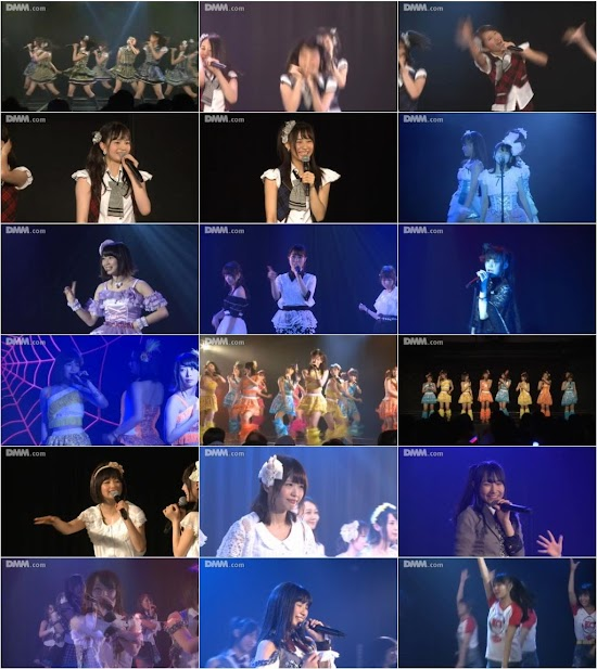 (LIVE)(公演) SKE48 チームKII 「0start」公演 160623 160625