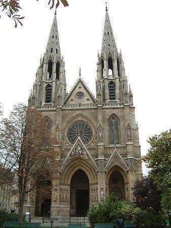 Resultado de imagem para igreja de santa clotilde