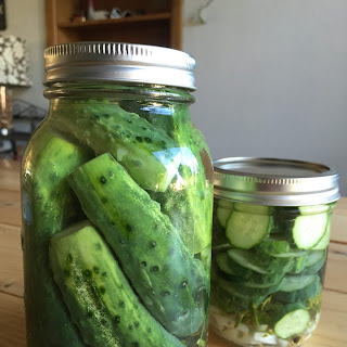 Canning Cucumbers And Onions In Vinegar Recipes