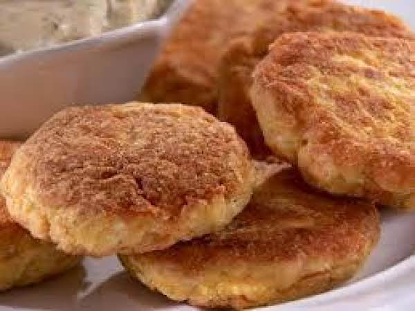 Country Fried Salmon Croquettes With Variations