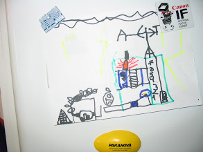 Photo: 4 a. Jessen parkkitalosuunnitelma