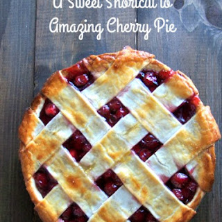 A Sweet Shortcut to Amazing Cherry Pie