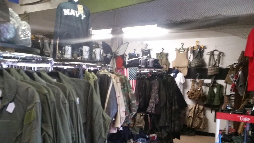 El Dorado Military Surplus - Army & Navy Surplus Store in Amarillo