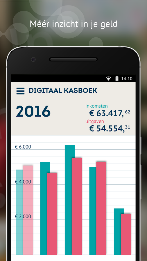 Knab Bankieren: screenshot