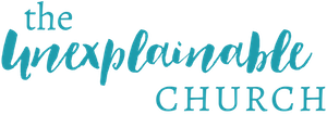 The Unexplainable Church from Erica Wiggenhorn - Logo
