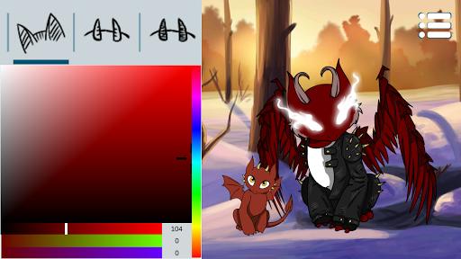 Avatar Maker: Dragons screenshot 16