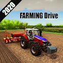 Modern Tractor Farmer Simulator 2020:Tractor Games icon