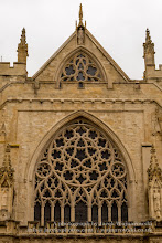 Photo: Exeter Cathedral - front facade. Captured @ Exeter, Devon, England, UK