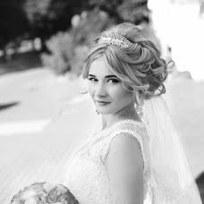 Wedding photographer Nadezhda Lukyanova (NadiL). Photo of 07.11.2016