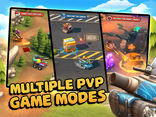 Pico Tanks: Multiplayer Mayhem 34.2.2 screenshots 16