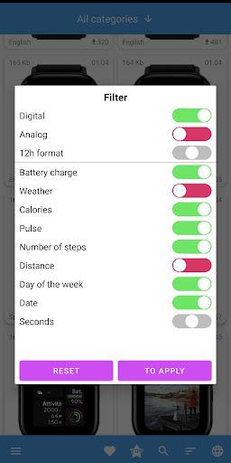 Amazfit GTS - WatchFaces für Amazfit GTS-Screenshots 5