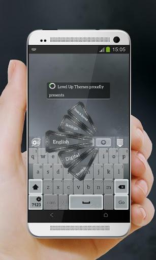 金属立方体键盘