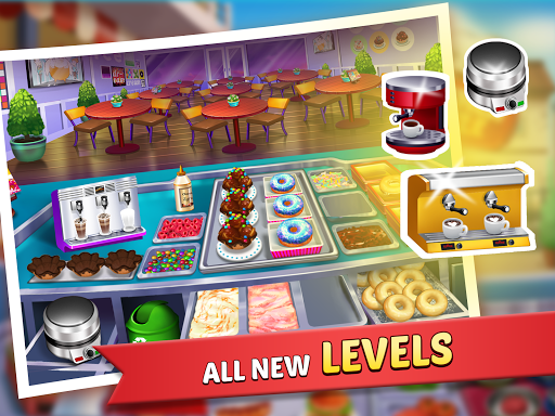 Kitchen Craze: Madness of Free Cooking Games City  screenshots 21