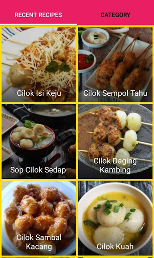 Resep Cilok Istimewa App Report On Mobile Action App Store