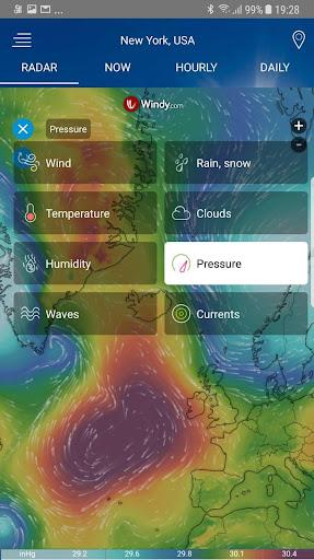 Weather Radar Pro  image 2